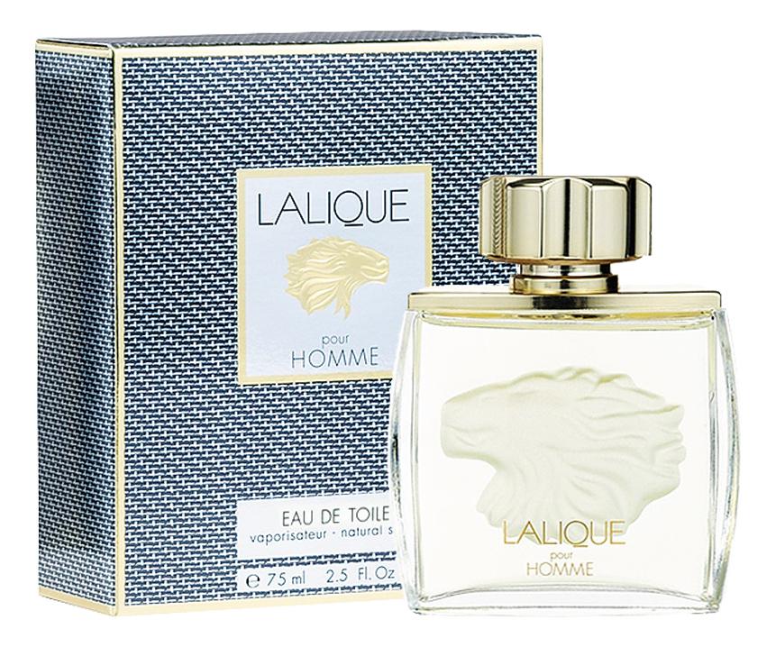 Lalique Pour Homme Lion: туалетная вода 75мл фото