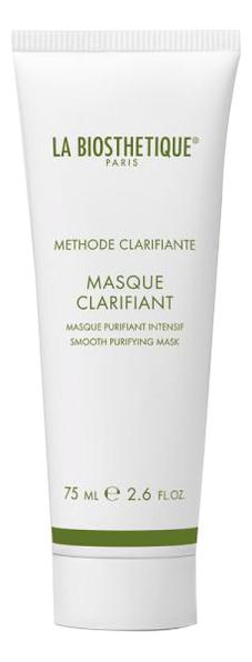 Очищающая маска для жирной и воспаленной кожи лица Methode Clarifiante Masque Clarifiant: Маска 75мл флеш маска для лица lift integral masque lift flash 75мл