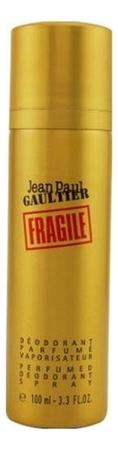 Фото - Fragile: дезодорант 100мл jean paul gaultier soleil юбка до колена