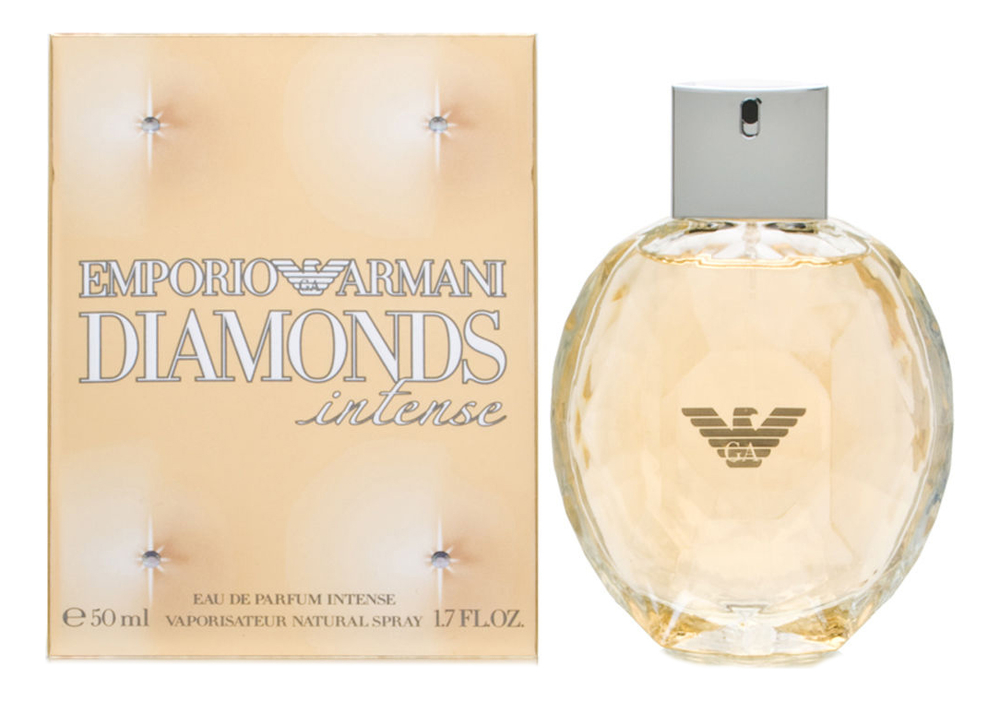 Emporio Diamonds Intense: парфюмерная вода 50мл armani emporio because it's you парфюмерная вода 50мл