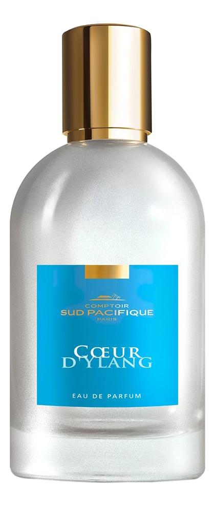 Comptoir Sud Pacifique Coeur DYlang: парфюмерная вода 100мл тестер