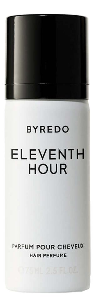 Eleventh Hour: парфюм вода для волос 75мл byredo gypsy water парфюм для волос 75мл
