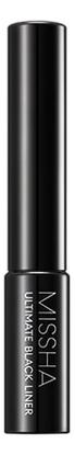Фото - Подводка фломастер для глаз Ultimate Black Liner 5г подводка graphik ink liner подводка фломастер для глаз 01 black