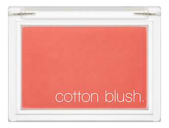 Румяна для лица Cotton Blusher: Sunny Afternoon
