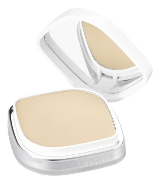 Пудра компактная Signature Science Blanc Pact SPF50 PA+++ 9, 5г: Sand, Missha  - Купить
