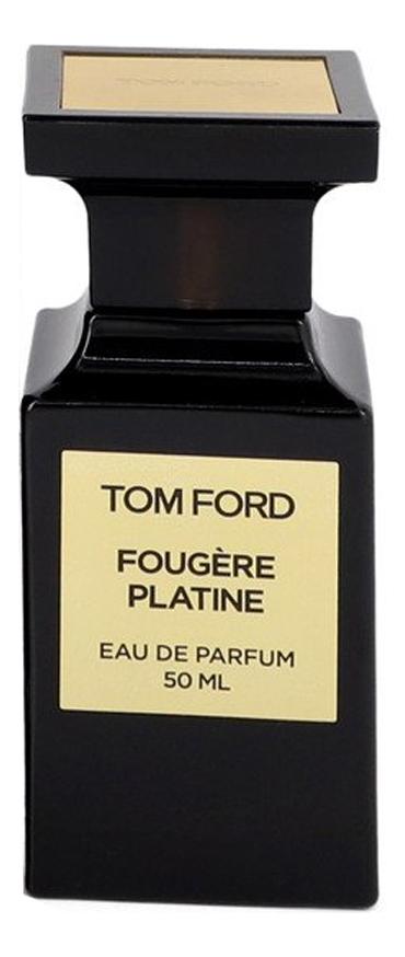 Фото - Tom Ford Fougere Platine: парфюмерная вода 50мл тестер tom ford fougere d'argent парфюмерная вода 50мл