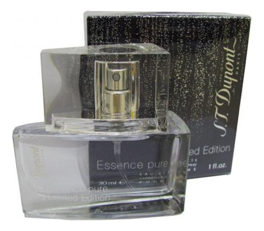 S.T. Dupont Essence Pure Pour Homme Limited Edition: туалетная вода 30мл
