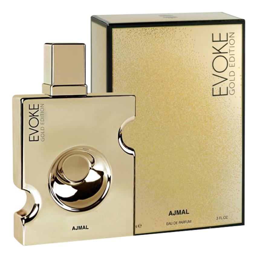 Evoke Gold Edition For Him: парфюмерная вода 90мл недорого