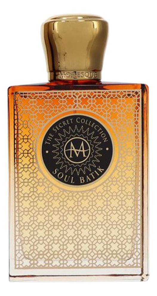 Купить The Secret Collection Soul Batik: парфюмерная вода 75мл, Moresque