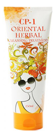Маска для волос CP-1 Oriental Herbal Cleansing Treatment 250мл