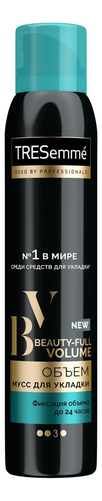 Купить Мусс для укладки волос Beauty-Full Volume 200мл, TRESemme