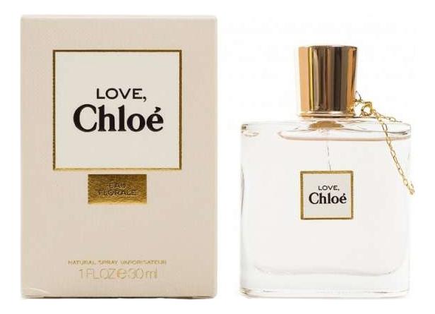 Chloe Love Chloe Eau Florale: туалетная вода 30мл chloe caldwell women