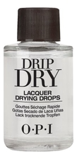 OPI Капли-сушка для лака Drip Dry Lacquer Drying Drops