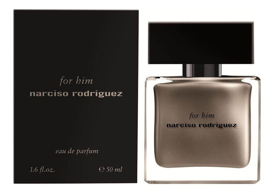 Narciso Rodriguez For Him Eau de Parfum Intense: парфюмерная вода 50мл цена 2017