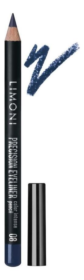 Фото - Карандаш для век Precision Eyeliner: No 08 карандаш для губ high precision 0 28г no 34