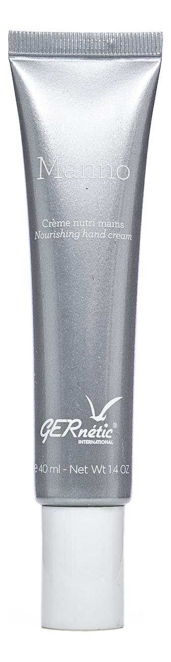 Омолаживающий крем для рук Manno: Крем 40мл