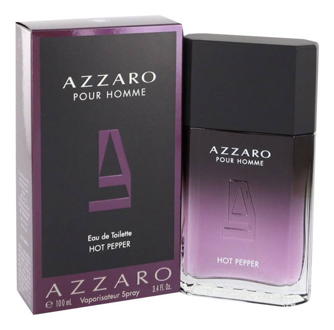 Hot Pepper Pour Homme: туалетная вода 100мл azzaro naughty leather pour homme туалетная вода 100мл