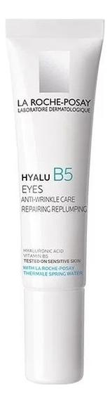 Крем для кожи вокруг глаз с гиалуроновой кислотой и витамином B5 Hyalu Eyes Anti-Wrinkle Care 15мл