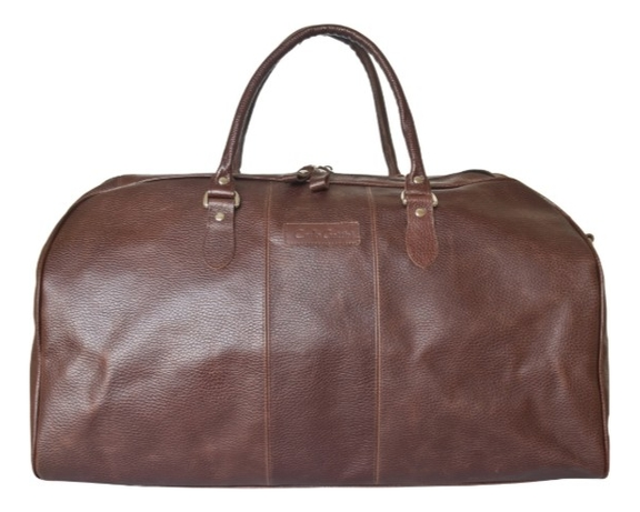 Купить Дорожная сумка Campelli Dark Terracotta 4014-94, Carlo Gattini