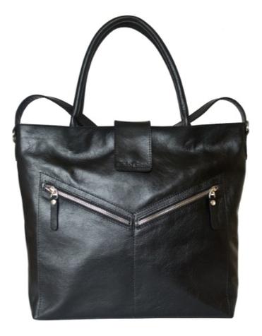 Купить Сумка Vallena Black 8018-01, Carlo Gattini