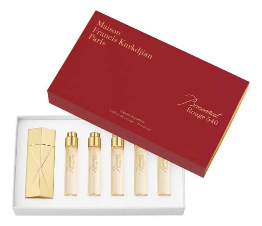 Baccarat Rouge 540 Extrait De Parfum: духи 5*11мл недорого