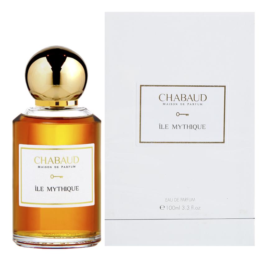 Chabaud Maison De Parfum Ile Mythique: парфюмерная вода 100мл chabaud maison de parfum nectar de fleurs парфюмерная вода 100мл