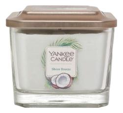 Купить Ароматическая свеча Shore Breeze: Свеча 96г, Yankee Candle