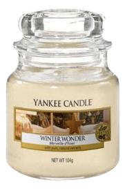 Ароматическая свеча Winter Wonder: Свеча 104г