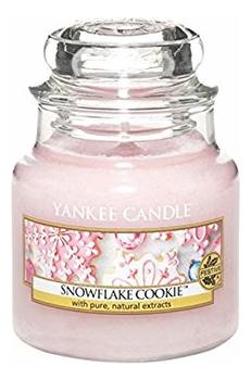 Ароматическая свеча Snowflake Cookie: Свеча 411г