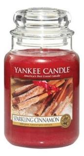 Фото - Ароматическая свеча Sparkling Cinnamon: Свеча 623г ароматическая свеча snowflake cookie свеча 623г