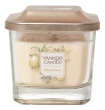 Купить Ароматическая свеча Citrus Grove: Свеча 96г, Yankee Candle