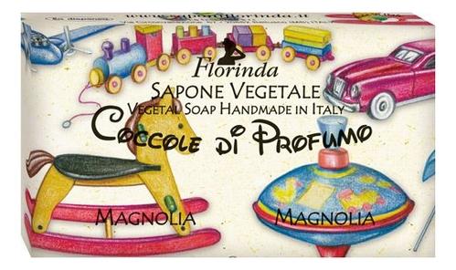 Фото - Натуральное мыло Coccole Di Profumo Magnolia 100г profumo di donna юбка до колена