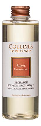 Купить Наполнитель для диффузора Les Naturelles 200мл: Sandalwood, Collines de Provence