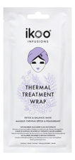 IKOO Маска для волос Thermal Treatment Wrap Detox & Balance Mask
