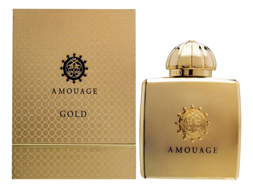 Amouage Gold for woman: духи 50мл