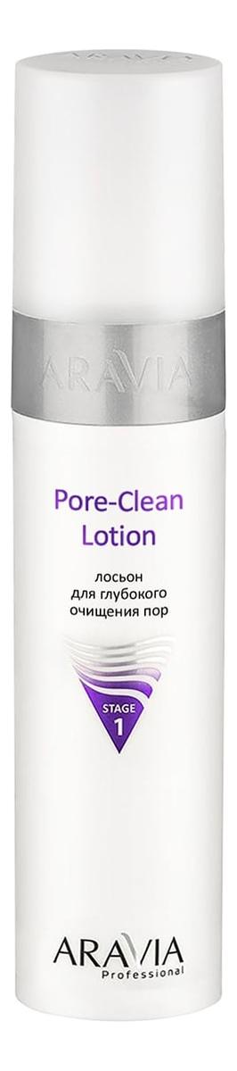 Лосьон для глубокого очищения пор Professional Pore-Clean Lotion 250мл