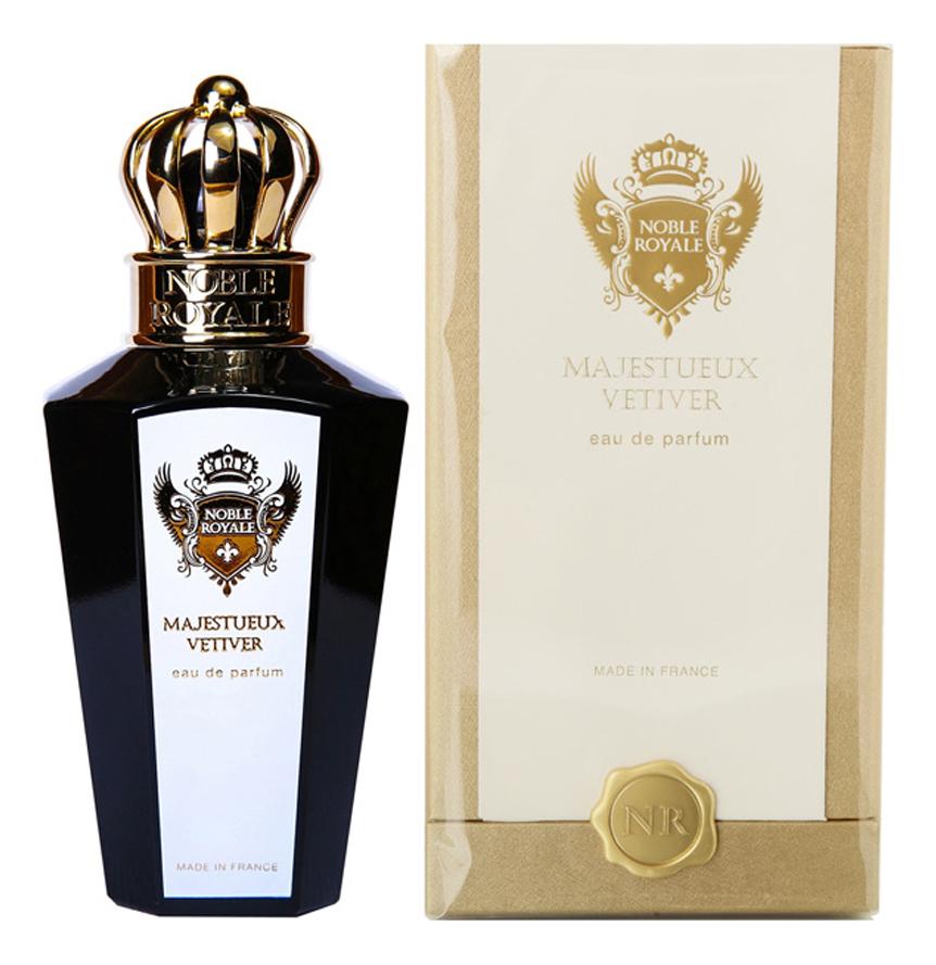 Noble Royale Vetiver Majestueux: парфюмерная вода 100мл
