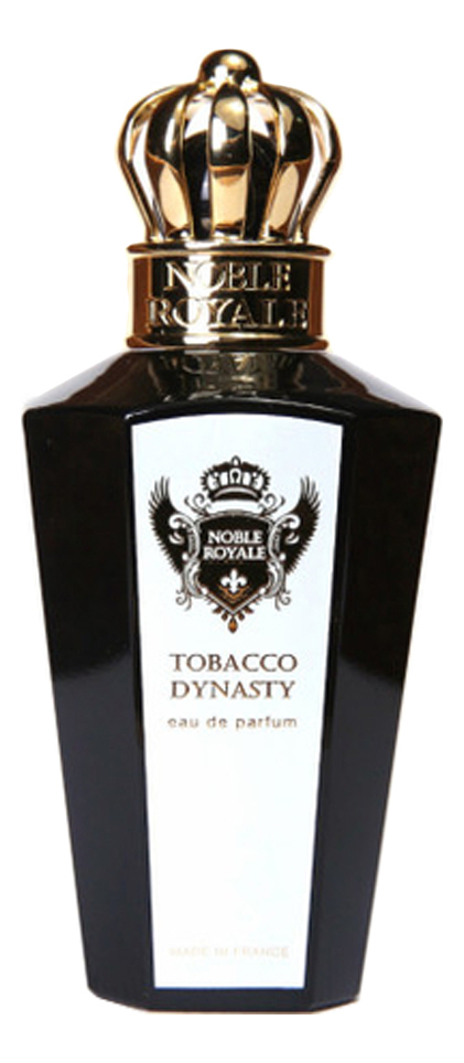 Noble Royale Tobacco Dynasty: парфюмерная вода 100мл