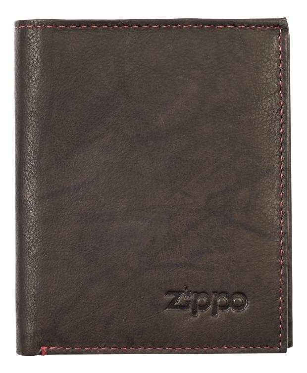 Купить Портмоне 2005121 (коричневый), Zippo
