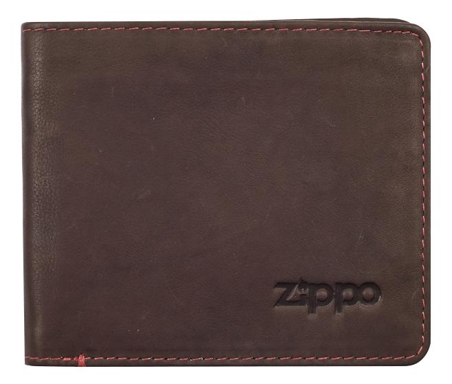 Купить Портмоне 2005117 (коричневый), Zippo