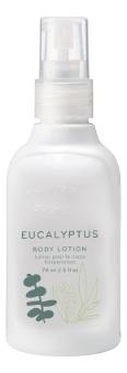 Купить Лосьон для тела Eucalyptus Body Lotion: Лосьон 74мл, Thymes