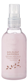 Купить Гель для душа Goldleaf Gardenia Perfumed Body Wash: Гель 74мл, Thymes