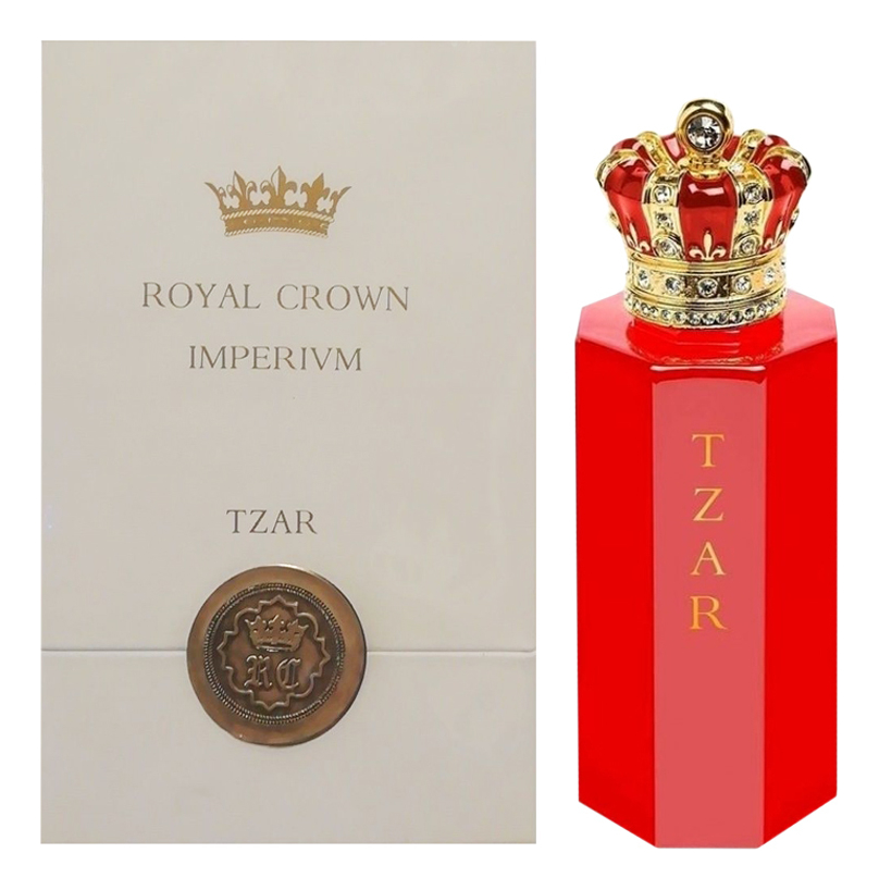 Купить Tzar: парфюмерная вода 50мл, Royal Crown