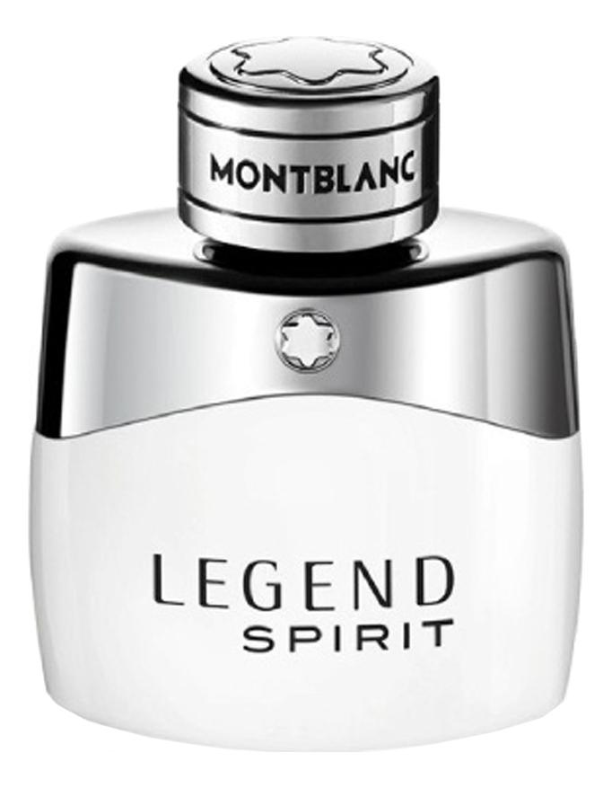 Mont Blanc Legend Spirit: туалетная вода 30мл тестер mont blanc legend spirit туалетная вода 4 5мл
