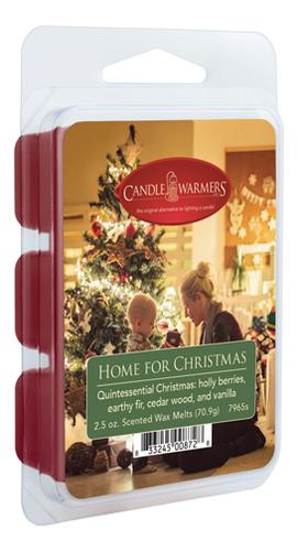 Купить Наполнитель для воскоплавов Home For Christmas Wax Melts 70, 9г, Candle Warmers