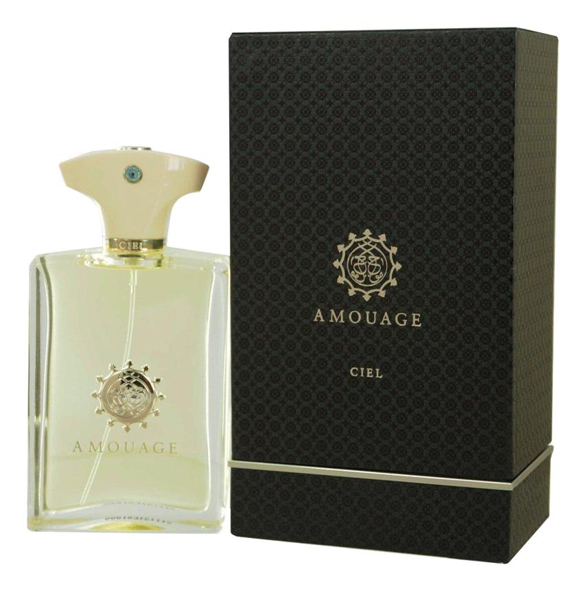 Фото - Ciel for men: парфюмерная вода 100мл amouage ciel for woman крем для рук 300мл