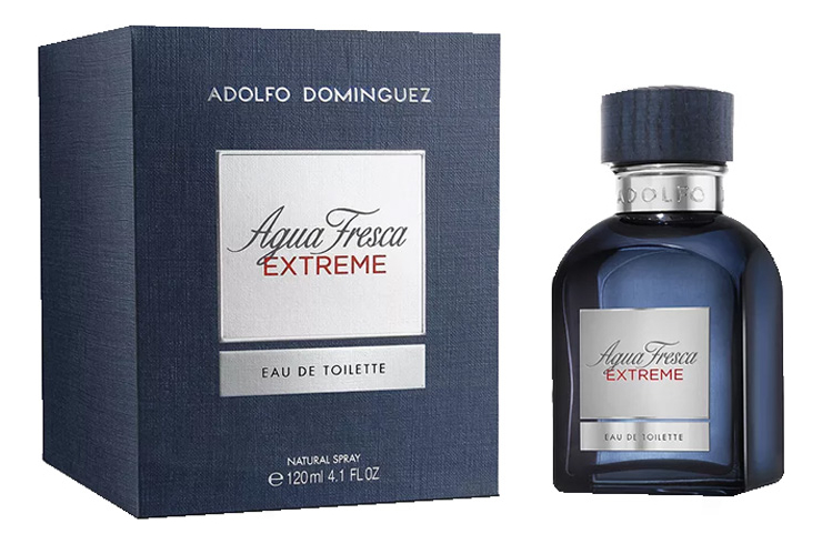 Adolfo Dominguez Agua Fresca Extreme: туалетная вода 120мл топ adolfo dominguez adolfo dominguez ad024eweugu2