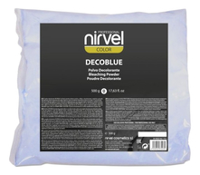 Nirvel Professional Обесцвечивающая пудра Color Decoblue Powder