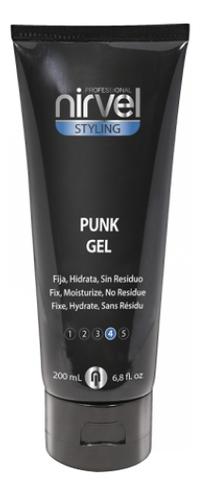Купить Гель для волос сильной фиксации Punk Gel 200мл, Nirvel Professional