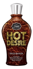 Tan Desire Лосьон для экстремально сильного загара Hot Desire Tingle Bronzer Lotion